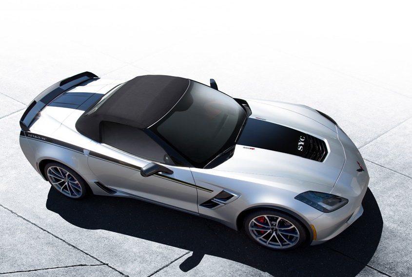 Yenko/SC 2019 Corvette Concept