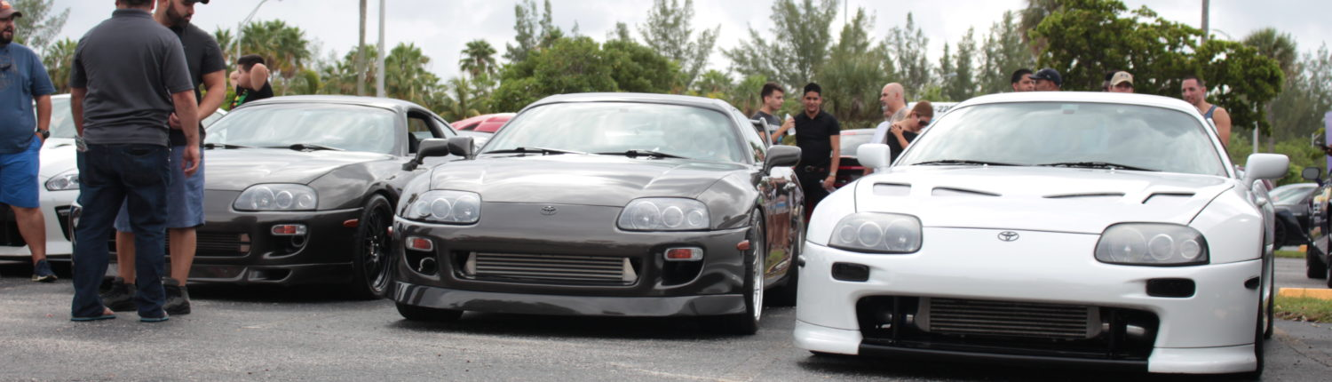 Cars and Coffee Key Biscayne 07.29.2018