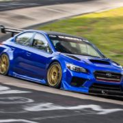 Subaru WRX STI RA Sets Record in Romania | Photos Courtesy of Subaru