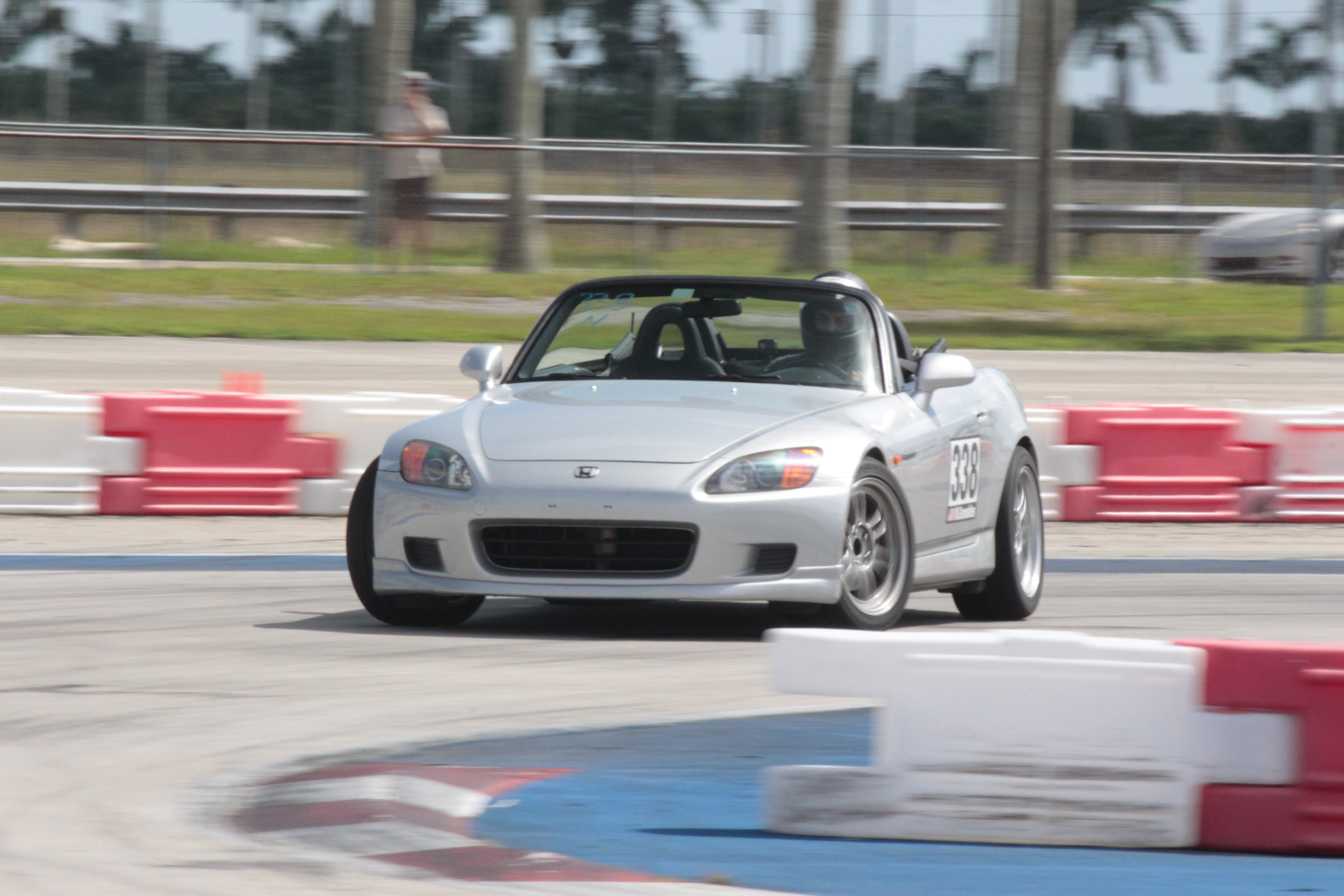S2000 at SRMS' Cars, Coffee, and Racing