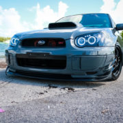 Street Racing Illustrated | Mattia Conte's 2005 Subaru STI